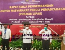 YARA Terlibat dalam Perumusan Forum Komunikasi Nasional POKMAS Lipas