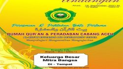 Masih Muda, Biro Aceh Tamiang Akan Bangun Rumah Quran, Keluarga Mitra Bangsa Berikan Apresiasi
