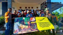 Cinta Anak Yatim, KPK Nusantara Sumenep Gelar Santunan di Pasongsongan