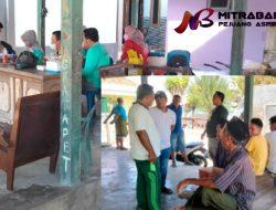 Kesadaran Meningkat, Masyarakat Nepa Antusias Ikuti Program Vaksin Desa