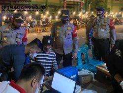 Corona Masih Gentayangan, Tim Gabungan Gelar Operasi Yustisi dan Vaksinasi Keliling